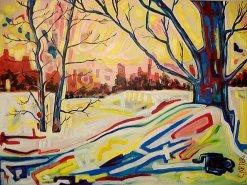 Samara Snow Trees