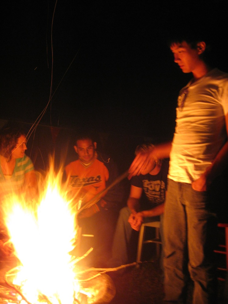 camping, firepit, and the birds 170