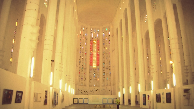 Former Cathedral Interior