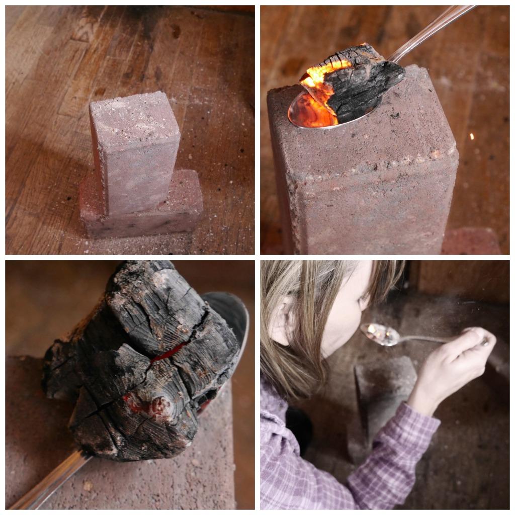 Eating Coals Process
